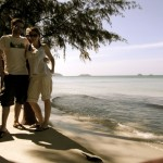 Ankunft am Klong Prao Beach
