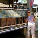 Paradise Bungalow: Donna :)