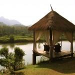 Elephant Village - netter Ausblick