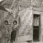 Kinder im Khmu Village