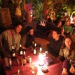 Multikulturelles Weihnachten @ Utopia, Luang Prabang