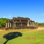 Bibliothek v. Angkor Wat