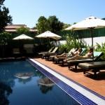 Endlich wieder ein Pool - im MotherHome Inn!