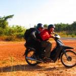 Unser Motorrad ;)