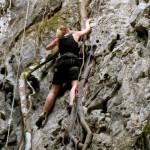 Ulli das Kletteräffchen