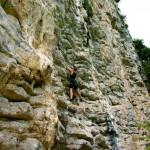 Klettern auf Kho Phi Phi