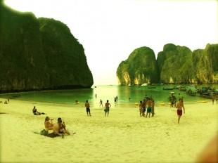 """Maya Bai """"The Beach"""""""