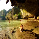 """Ulli @ Maya Bai """"The Beach"""""""