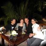 Danke für diesen schönen Abend Martin & Annette
