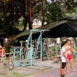 Gym im Lumphini Park