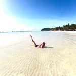 Strandgymnastik :)