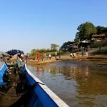 Grenzübergang Laos (Huay Xai) - Thailand