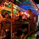 Die geniale Cocktail Cycle Bar