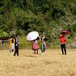 Im Village - traditionelle Spiele