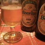 Das wohl verdiente Bier Lao