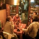 How Bar - Smalltalk mit dem Neffen vom Gründer der Gibbon Experience