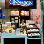 Cinnabon am Domestic Airport Manila - Yammi