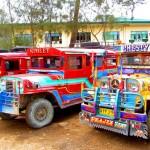 bunte Jeepney's