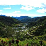 View Point Banaue Reisterrassen