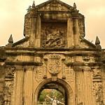 Intramuros Manila Fort Santiago