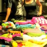 Ulli und Rian im Dana Beanies Paradies