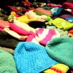 Die Dana Beanies in voller Farbenpracht