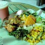 Lunch im Warung Kikinovi