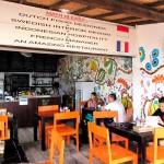 Deli Cafe auf Gili Trawangan
