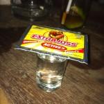 Der legendäre Vodka Joss!