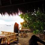 Abendstimmung auf Gili Air
