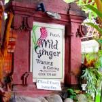 Wild Ginger Warung in Ubud - Wahninnig nettes Lokal!