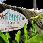 Unsere Unterkunft in Sanur - Enny's Homestay